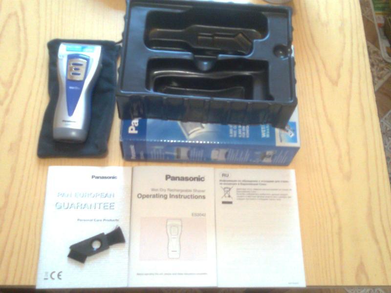 Panasonic Es-3042 инструкция - фото 7